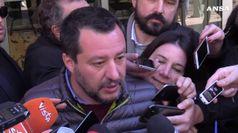 Salvini: la flat tax e' nel contratto, nessuno puo' dire no