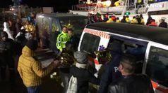 Lampedusa, sbarcati i 48 migranti della