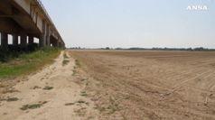 Allarme siccita', al nord riserve d'acqua per un mese