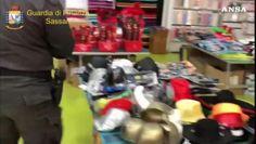 Articoli di Carnevale contraffatti,sequestrati 260mila pezzi