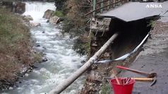 Alluvioni e frane, in Italia a rischio in 7,2 mln