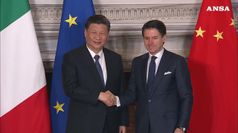 Italia e Cina firmano Memorandum su Via della Seta