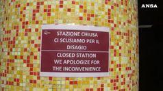 Domenica ecologica a Roma ma con metro chiuse, disagi e proteste