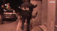 Mafia: estorsioni e droga, 10 arresti a Palermo