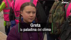 Greta, la paladina del clima