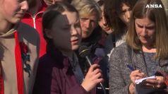 Greta: Non vogliamo vostre speranza, unitevi a noi