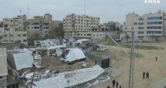Gaza, scende tensione dopo crisi razzi Hamas su Tel Aviv