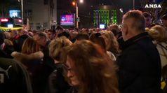 Serbia, altro sabato di protesta contro il governo