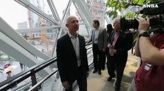 Tabloid pago' 200 mila dollari per avere foto ose' di Bezos