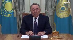 Dopo 30 anni lascia Nazarbayev, padre del Kazakistan