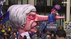 Un milione di persone a Londra per 'No -Brexit'
