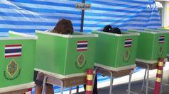 Thailandia, prime elezioni dopo il golpe del 2014