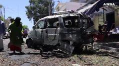 Commando Shabaab attacca a Mogadiscio, almeno 16 morti