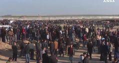 La Marcia del milione a Gaza, quattro palestinesi uccisi