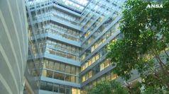 Lagarde: rischi sovrani e finanziari peso su crescita Italia