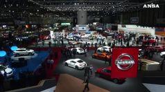A Ginevra focus su futuro auto tra dazi e calo vendite