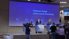Dalla Ue terza maxi multa a Google