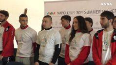 Universiadi, parte la campagna di reclutamento volontari