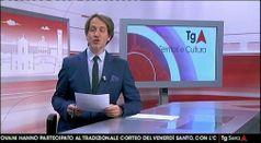 TG TERRITORIO E CULTURA, puntata del 20/04/2019