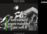 Kurt Cobain, angelo maledetto del rock