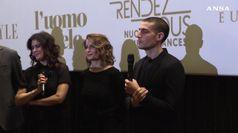 Cinema: Laetitia Casta e Louis Garrel alla prima milanese de 'L'uomo fedele'