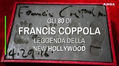 Cinema, gli 80 di Francis Coppola