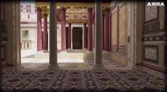 Marmi e colori, ecco la prima grande reggia di Nerone