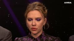Cinema: Johansson, Avengers sono cresciuti con noi