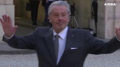 Cannes, Palma d'oro alla carriera per Alain Delon