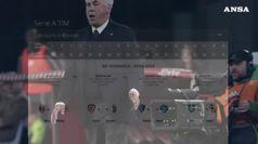 Serie A, in campo l'ultimo turno infrasettimanale