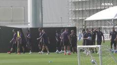 Serie A in campo, c'e' Juventus-Milan