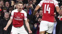 Europa League, Arsenal-Napoli finisce 2-0