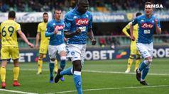 Napoli manda Chievo in Serie B