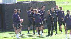 Champions, stasera ritorno quarti Juventus-Ajax