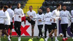 Europa League, stasera ritorno dei quarti Napoli-Arsenal