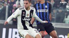Serie A: oggi Inter-Juve, Roma-Cagliari e Bologna-Empoli