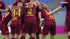 Inter-Juve 1-1 e Roma-Cagliari 3-0, oggi le altre