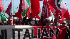 A Torre Maura piazze divise dopo proteste anti-nomadi