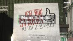 Educare alla legalita' progetto pilota a Bolzano