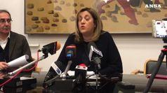 Pd, si dimette la governatrice dell'Umbria Catiuscia Marini