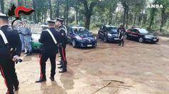 Droga: spaccio nei boschi tra Siena e Grosseto, 4 arresti