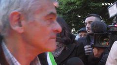 25 aprile, fiaccolata a Torino