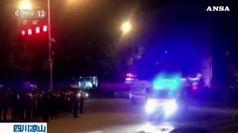 Cina, 30 morti nell'incendio nel Sichuan