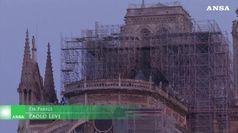 Notre-Dame, Parigi smarrita senza la guglia