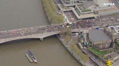 Clima: protesta a Londra, quasi 300 gli arresti