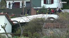 Si ribalta bus di turisti tedeschi a Madeira, 29 morti