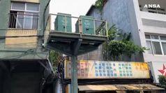 Terremoto di magnitudo 6 a Taiwan