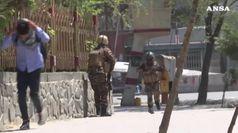 Afghanistan, attacco al ministero dell'Informazione