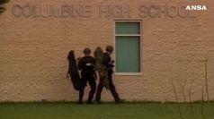 Vent'anni fa la strage di Columbine ma nulla e' cambiato