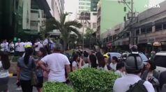 Filippine, scossa sismica di magnitudo 6.3